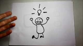 getlinkyoutube.com-Como Desenhar Qualquer Coisa - Estimule Sua Mente Visual