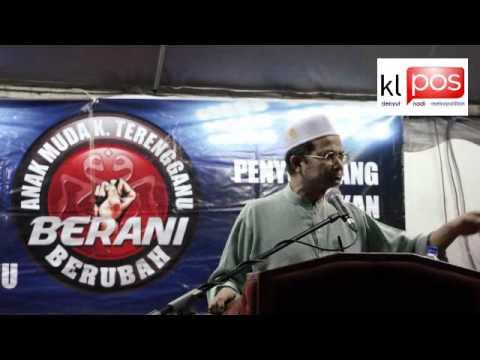 Ceramah Datuk Zulkifli Noordin Di Kampung Bukit Kecil Dun Ladang Kuala Terengganu Part 2