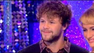 getlinkyoutube.com-Jay Mcguiness Reaction to Jive Dance Strictly ITT 15/10/15