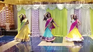 getlinkyoutube.com-Group 2 Performance - Sheena & Keval's Wedding 2014