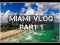MIAMI VLOG Part 1 || Miami Tour (South Beach) || Exploring Miami