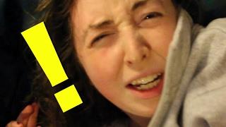 Man Scares Girlfriend