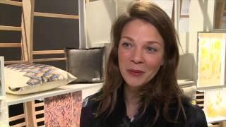 Vorschau: Heimtextil – Jessica Schwarz richtet individuell ein