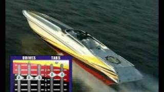 getlinkyoutube.com-Fountain Powerboats - Secret to Speed