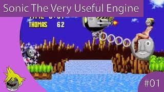getlinkyoutube.com-Sonic the Very Useful Engine |01| What is this even??