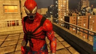 getlinkyoutube.com-The Amazing Spider-Man 2 - Spider Carnage Suit Showcase