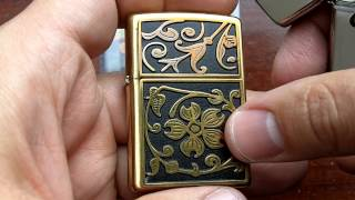 getlinkyoutube.com-Thunderbird: The Zippo that never dries Out!