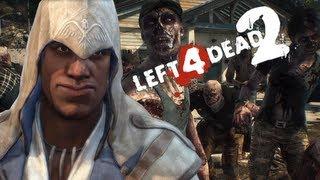 getlinkyoutube.com-Left 4 Dead 2 Com Mods - Connor Matador de Zumbis