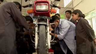 Kickstart: Bangladesh's female motorcycle service mechanics