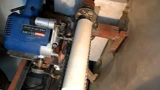 getlinkyoutube.com-Фрезерный станок по дереву. The milling machine for wood.