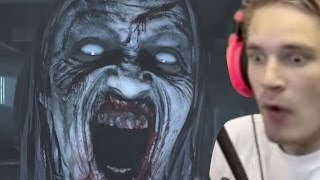 getlinkyoutube.com-THIS JUMPSCARE WILL MAKE U SHIT YOUR PANTS / Until Dawn / Part 7