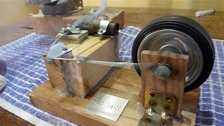 getlinkyoutube.com-Motore a vapore fatto in casa