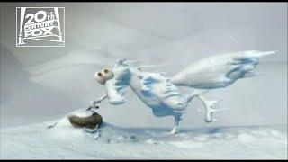 "getlinkyoutube.com-Ice Age: Dawn of the Dinosaurs | Trailer ""Scrat, T-Rex, & the Acorn"" | 20th Century FOX"