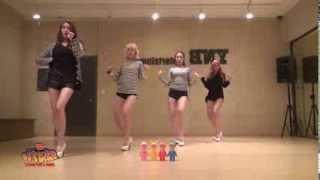 "getlinkyoutube.com-BESTie - ""Thank U Very Much"" Dance Practice Ver. (Mirrored)"