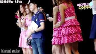 [ENG SUB] A Pink Diary in Singapore Ep 2