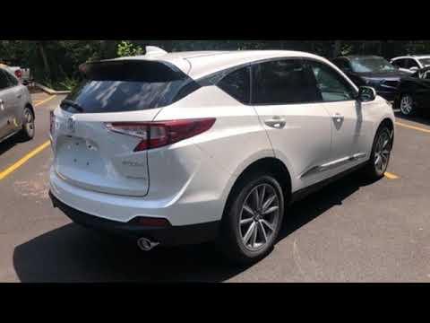 New 2020 Acura RDX Framingham Natick Marlborough MA, MA