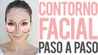 getlinkyoutube.com-Tutoriales básicos: Cómo contornear el rostro paso a paso