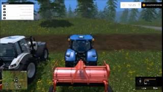 getlinkyoutube.com-Farming Simulator 2015 uprawa ziemniaków na polu 23