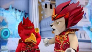 【レゴ®チーマ/シーズン3】第9話 王になったラバル