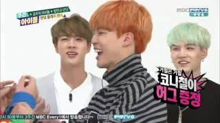 151216 BTS Random Dance Cut Weekly Idol Ep.229