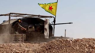 أخبار حصري - قوات سوريا الديمقراطية تحاصر #الرقة من ثلاث جهات