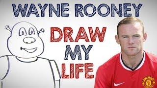 getlinkyoutube.com-Wayne Rooney | Draw My Life