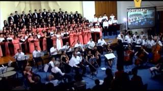 Norelia Costea si Anelisse Craciun - Ce frumos va fi - Concert Zambete pe portativ