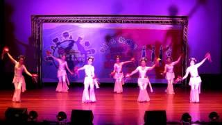 getlinkyoutube.com-2013幸福桃園國際移民日 敦煌舞蹈
