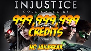 (Patched) 2.5 Unlimited Credits Glitch! Injustice Gods Among Us (IOS) Better Explained