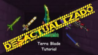 getlinkyoutube.com-Terra Blade (Crafteo) - Terraria 1.2 Tutorial (en español)