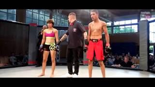 MEN VS WOMEN IN MMA 2018