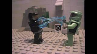 getlinkyoutube.com-Lego Halo Battle