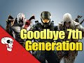 Passing Off The Torch - A Goodbye 7th Generation Rap by JT Machinima