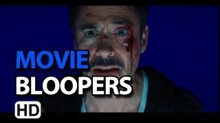 getlinkyoutube.com-Iron Man 3 (2013) Bloopers Outtakes Gag Reel