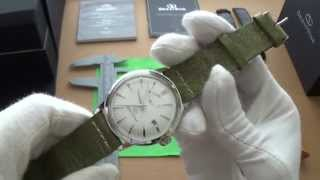 getlinkyoutube.com-The Best Bang Per Buck Automatic Dress Watch Ever? - The Orient Star Classic Review EL05004W