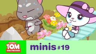 getlinkyoutube.com-Talking Tom and Friends Minis - Underground Adventure (Episode 19)