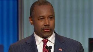 Dr. Ben Carson sounds off on America's weak military power | Fox News Republican Debate