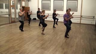 getlinkyoutube.com-WELL DO YA - Line Dance