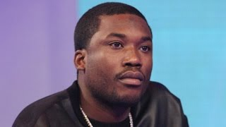 """getlinkyoutube.com-Meek Mill Tells 50 Cent """"I Submit To Your Memes"""""""