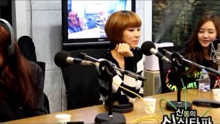 getlinkyoutube.com-20121127 신동의 심심타파 / 달샤벳 개인기