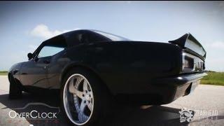 "getlinkyoutube.com-Pro-Touring '67 Camaro LS2 -""Project OverClock"" ACTION, RESTORATION PHOTOS"