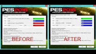 getlinkyoutube.com-fix vram 512mb probléme pes 2016