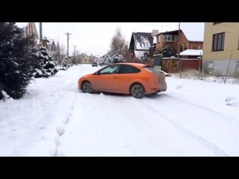 Ford Focus ST Замена пыльников шрусов