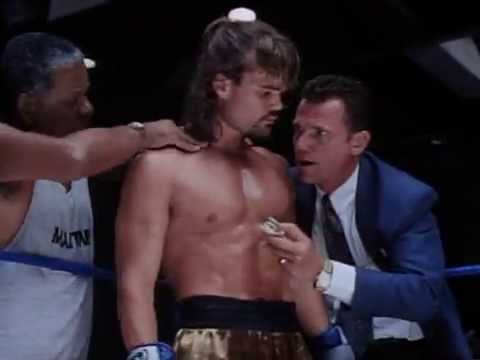 Kickboxer 3 The Art of War PL - Ian Jacklin vs Sasha Mitchel