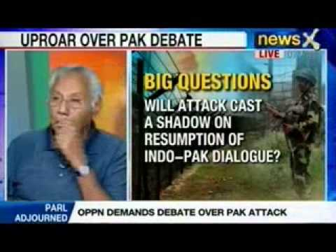 Pakistan Army vs Indian Army: Opposition demands debate over Pak Attack