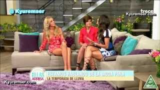 getlinkyoutube.com-Paulina Mercado & Shanik Aspe - Cruzando Piernas