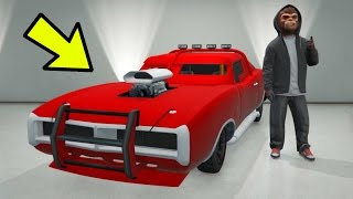 HOW TO GET THE DUKE O'DEATH EARLY & FREE IN GTA 5 ONLINE!