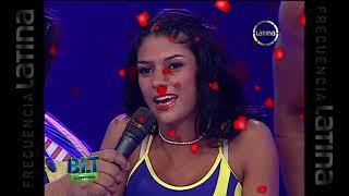 getlinkyoutube.com-Las Chicas Doradas repartieron besos y cachetadas en 'Bienvenida la Tarde'