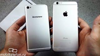getlinkyoutube.com-Распаковка Lenovo S90 Sisley: Android-смартфон по образу iPhone 6 (unboxing)