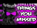 FNAF 4 Nightmare FREDBEAR | THINGS YOU MISSED in Five Nights at Freddys 4 Nightmare Fredbear Teaser